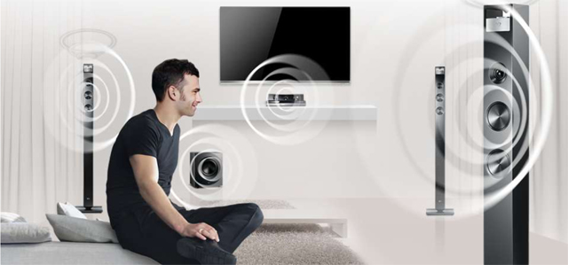 Guía total del Home Theater LG