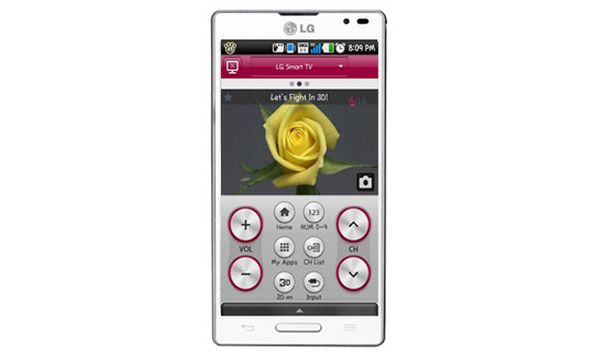 How to connect lg tv remote app