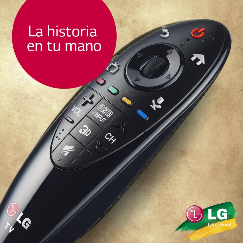 La historia del control remote hasta el magic remote - Distancia televisor 55 pulgadas ...