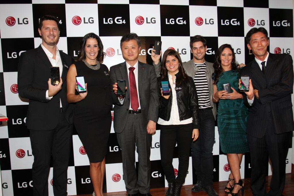 LG anuncia el lanzamiento oficial del LG G4, el smartphone que Vive En Ti