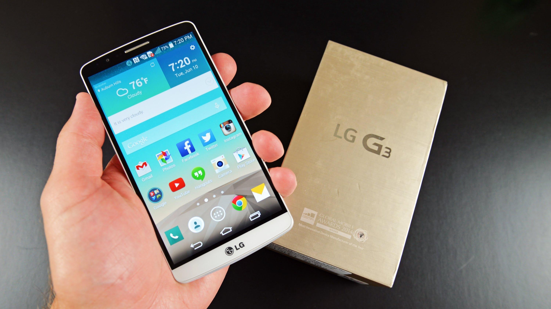 LG G3 recibirá Android 6.0 Marshmallow antes de finalizar el año
