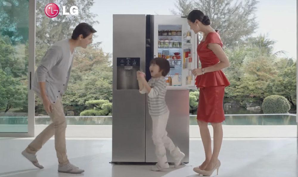 Refrigeradoras LG cuentan con la máxima eficiencia energética