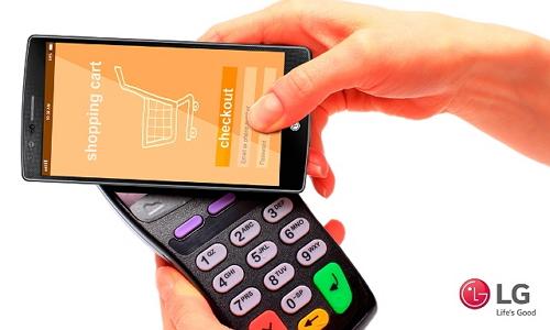 LG Pay se lanzará oficialmente en el segundo trimestre del año
