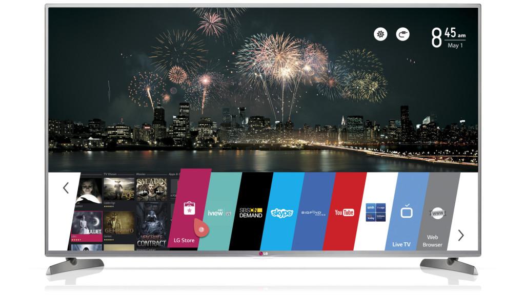 Aumentar la velocidad de Internet en tu Smart TV
