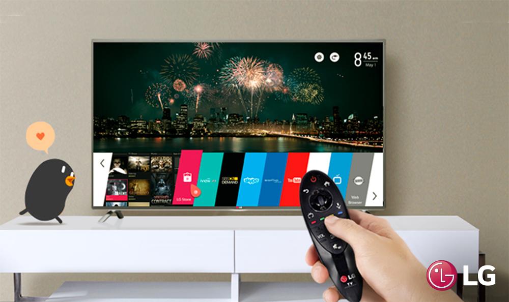 Cómo enlazar cuentas de google a tu LG Smart TV webOs 2.0