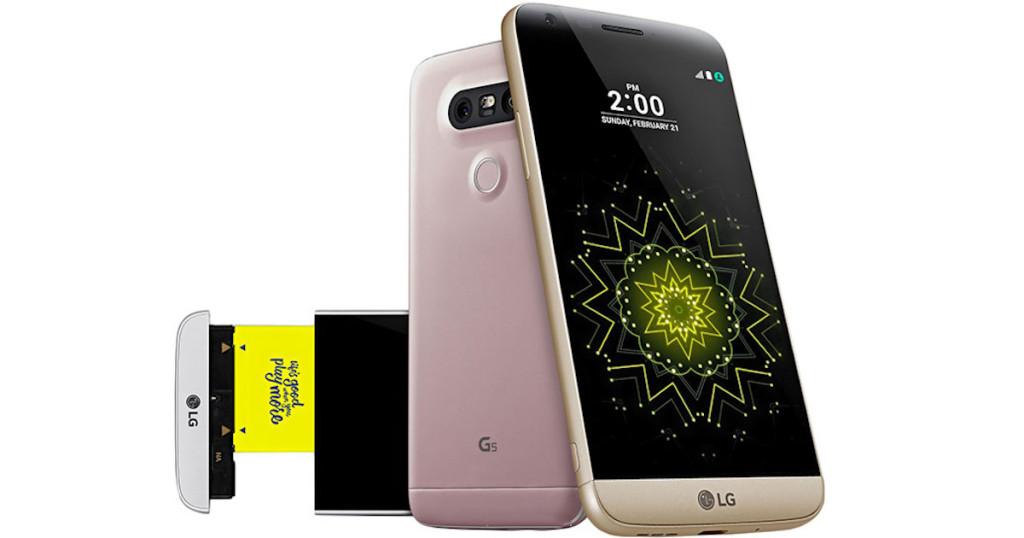 LG G5 SE: Características