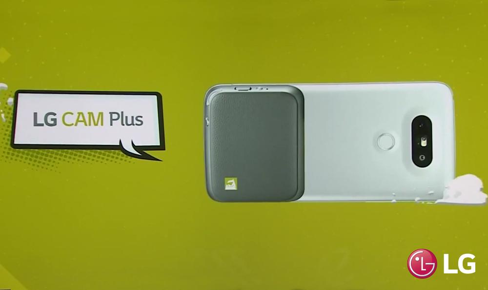 Aprende a conectar la CAM PLUS a tu LG G5 SE