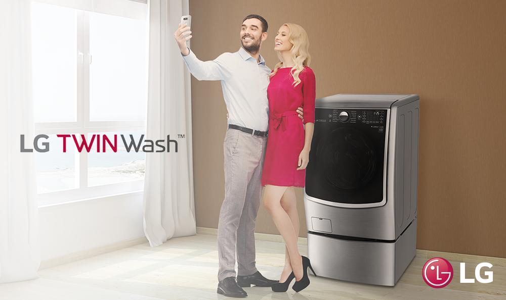 Activación Twin Wash