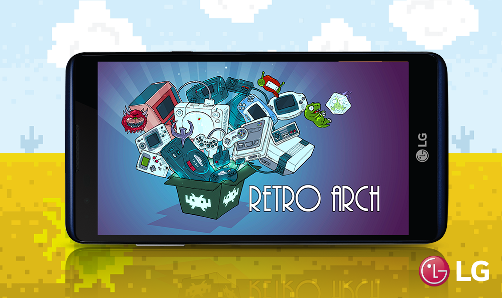 Retro Arch, el emulador de consolas retro para Android