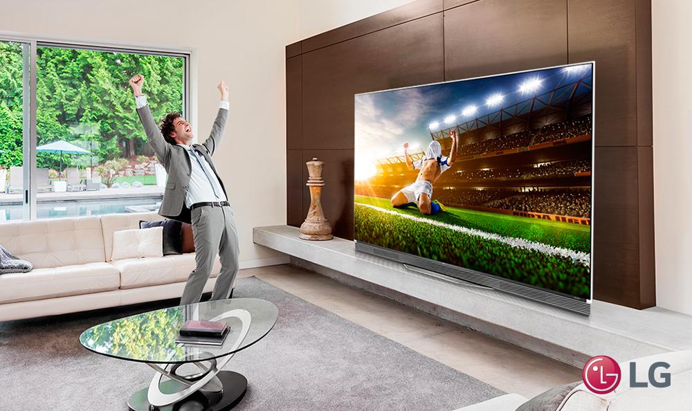 Configura tu Smart TV LG