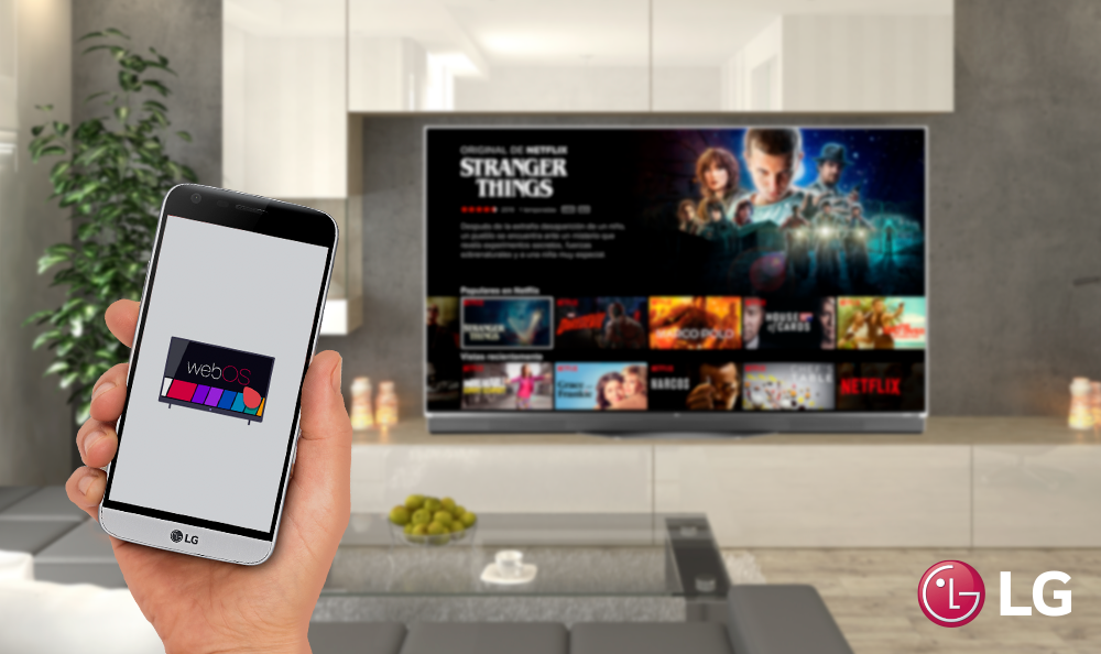 Aprende a Conectar tu Smart TV LG con la aplicación LG Tv Plus