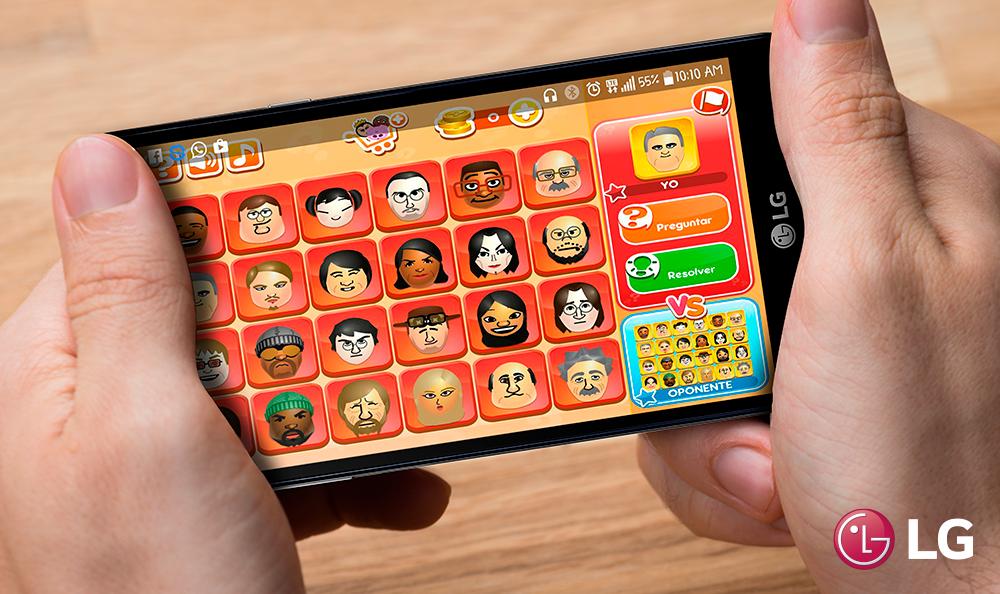 Una app para disfrutar: ¡Adivina el personaje!