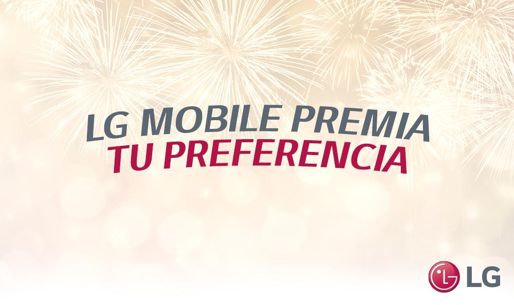 Activación LG Mobile 29 y 30 de diciembre