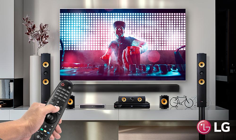 Convierte tu Magic Remote en un control universal