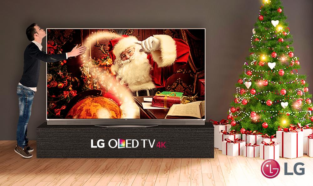 ¿Por qué comprar un OLED LG?