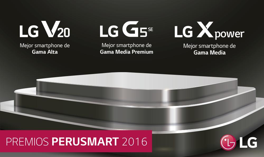 """Términos y Condiciones """"LG y  los Premios PeruSmart 2016"""""""
