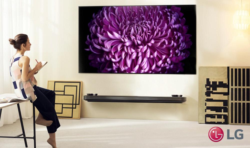 CES: CONOCE LA NUEVA SERIE DE TU OLED TV LG