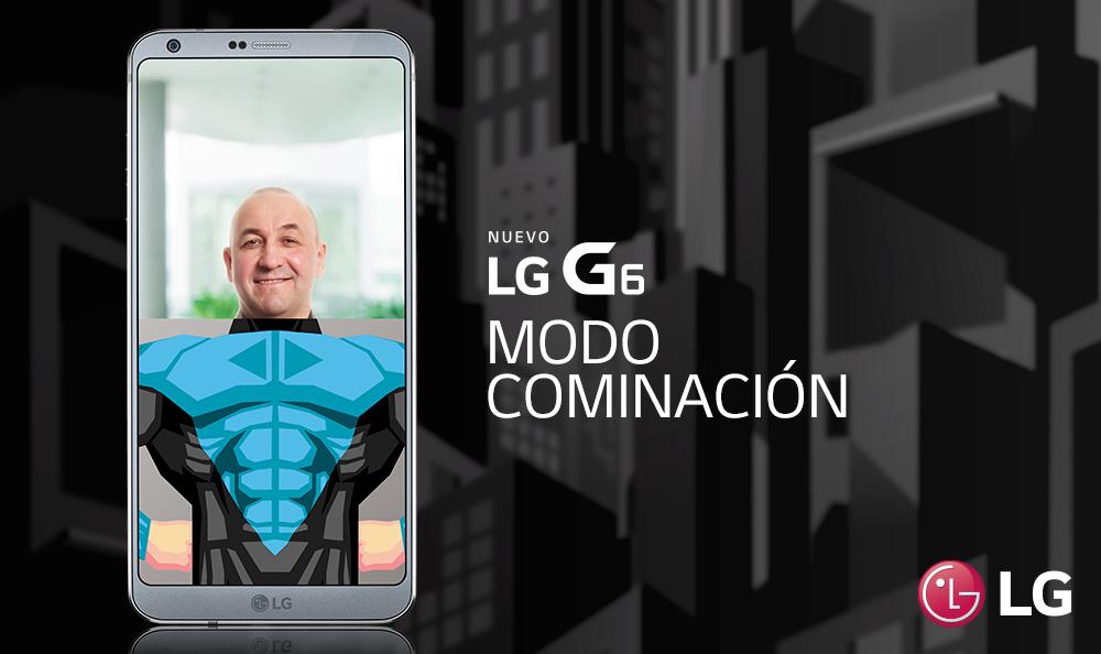 SÁCALE EL JUGO AL MODO COMBINACIÓN DE TU LG G6