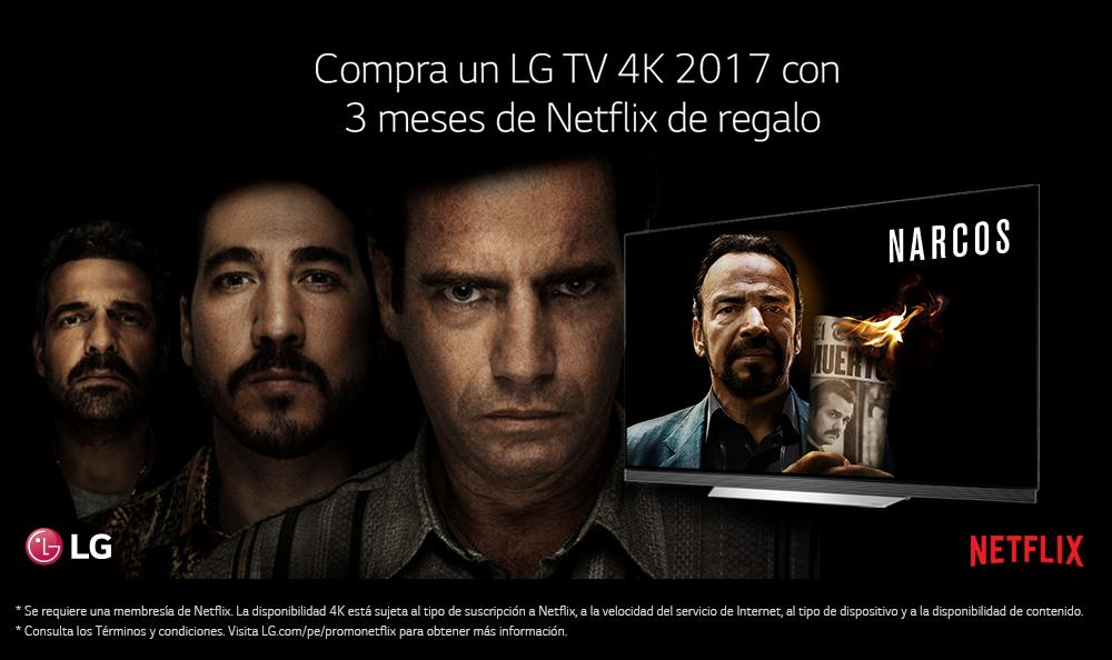 Terminos y Condiciones Promoción Netflix II – 2017