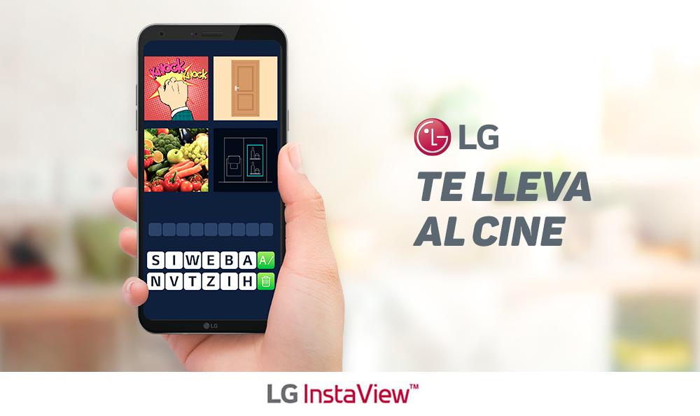 """TÉRMINOS Y CONDICIONES """"LG TE INVITA AL CINE III"""""""
