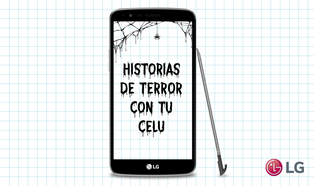 HISTORIAS DE TERROR CON TU CELULAR
