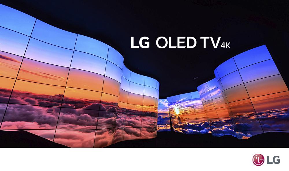 """LG Display presentó la primera pantalla OLED 8K de 88"""" del mundo"""
