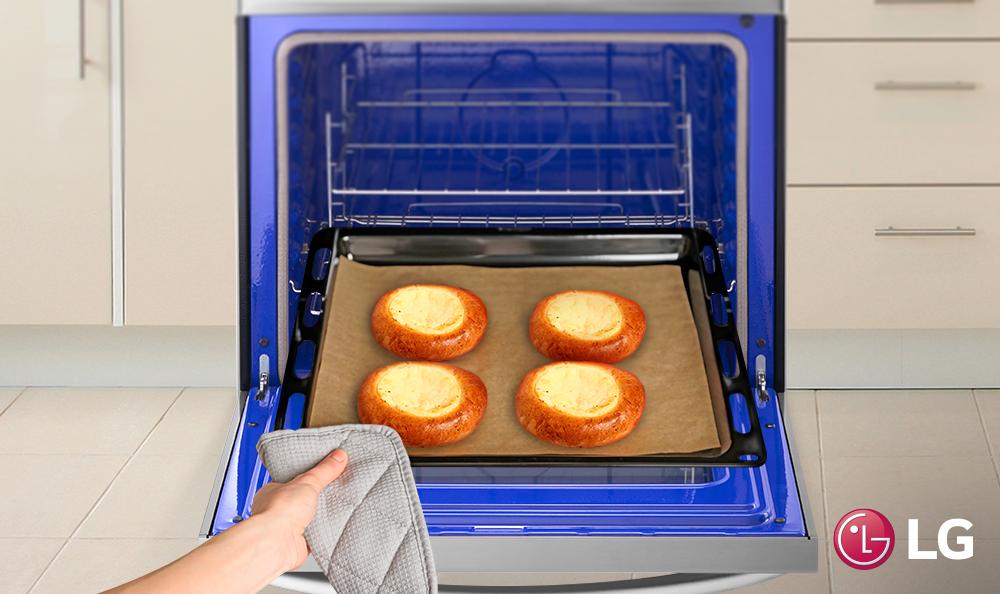 #ModoRusia: aprende a preparar Vatrushkas en tu cocina LG
