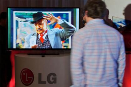 LG presenta las mejores características de los televisores 3D