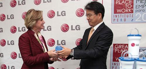 LG Perú continúa su apoyo al Programa Sembrando