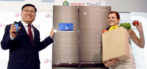 """Nuevo sistema LG """"Linear Compressor"""": Refrigeradoras que protegen tu salud"""