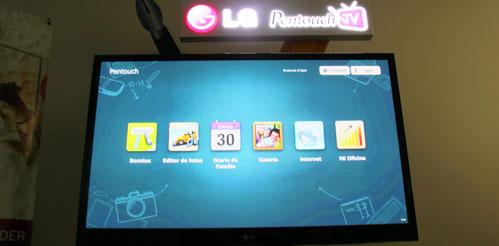 LG PenTouch TV 50PT490
