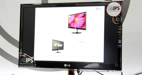 Monitor LG IPS 6