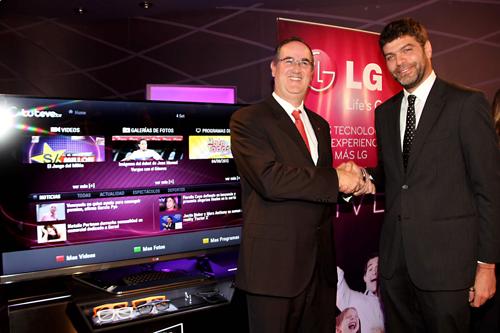 VIVE UNA NUEVA EXPERIENCIA EN LOS SMART TV DE LG ELECTRONICS