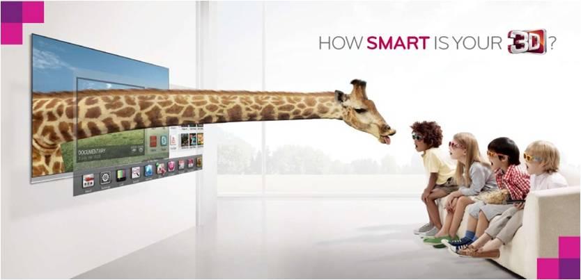 Tu vida se vuelve Smart.