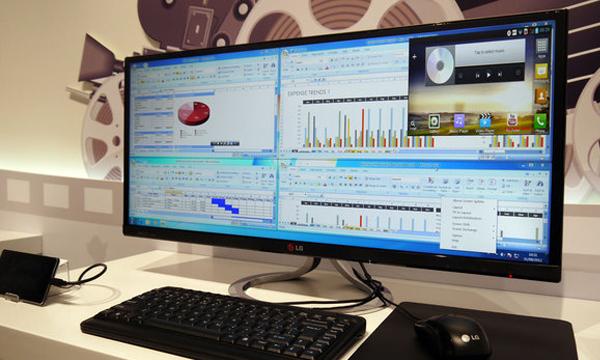Descubre las ventajas del Monitor UltraWide 21:9 de LG