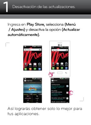 """""""Tips"""" para mejorar el rendimiento del LG Optimus L3"""