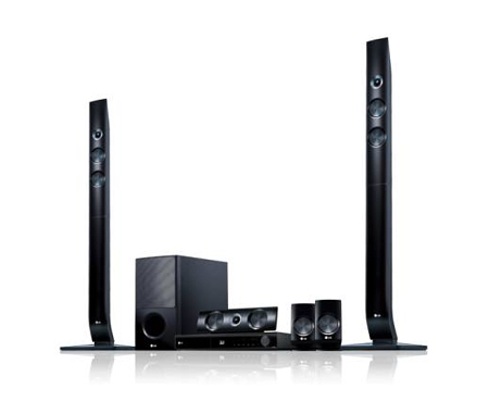 LG Smart 3D Blu-Ray Sound Bar