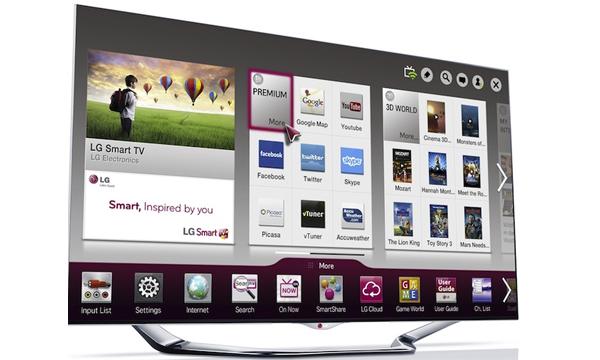 ¿Por qué elegir un Smart TV de LG? Cuarta razón: Personaliza tu Smart TV