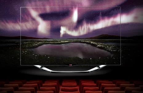 ¿Por qué elegir un Smart TV de LG? Primera razón: Imagen y sonido superior