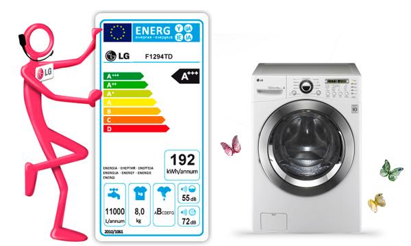 Ahorra dinero con refrigeradoras y lavadoras LG