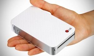 LG Pocket Photo [Análisis]