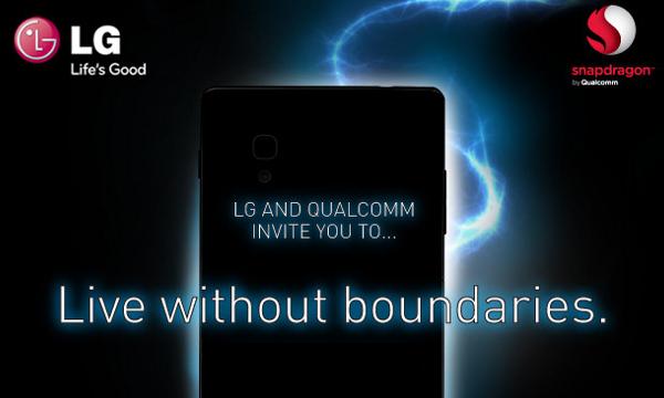 LG y Qualcomm se unen para ofrecerte el mejor procesador del mercado en un smartphone