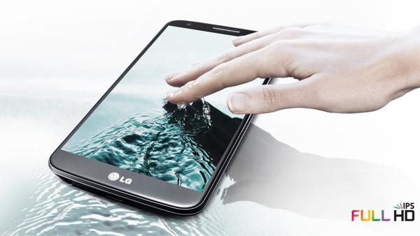 ¿Calidad Full HD IPS en un smartphone? Con LG G2 sí