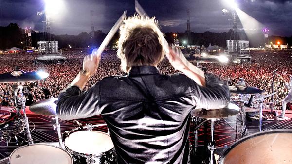 Muse graba el primer concierto de la historia en 4K Ultra HD