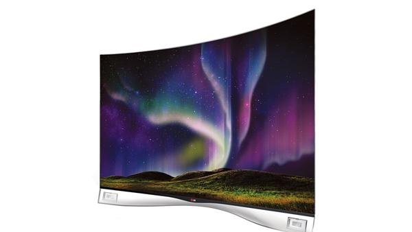 Televisor LG OLED Curvo: llevamos las estrellas a tu salón