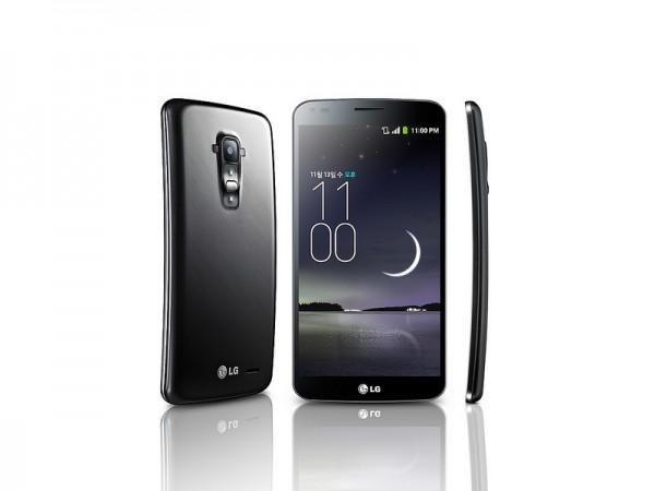 ¿Cómo se auto-repara el LG G Flex?