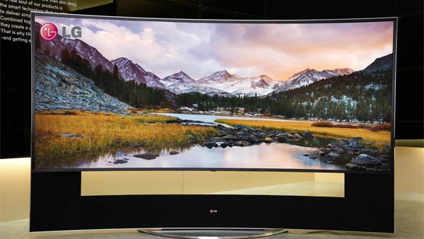 LG presenta en CES 2014 una gama completa de televisores 4K Ultra HD