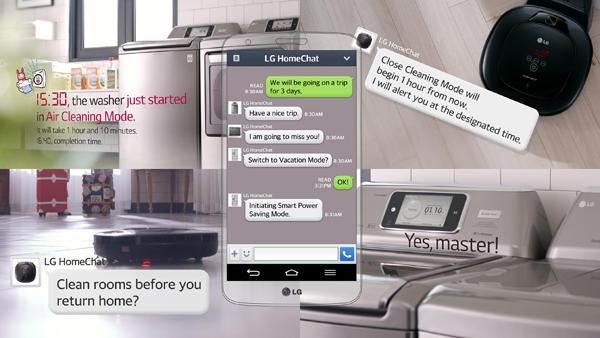 ¿Te imaginas chateando con tus electrodomésticos? Lo hacemos posible.