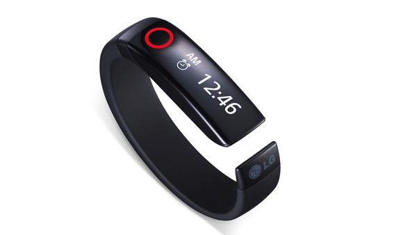 LifeBand Touch: la pulsera inteligente de LG para deportistas