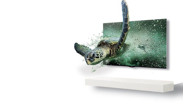 Nuestros televisores Ultra HD 4K también tienen el mejor 3D del mercado